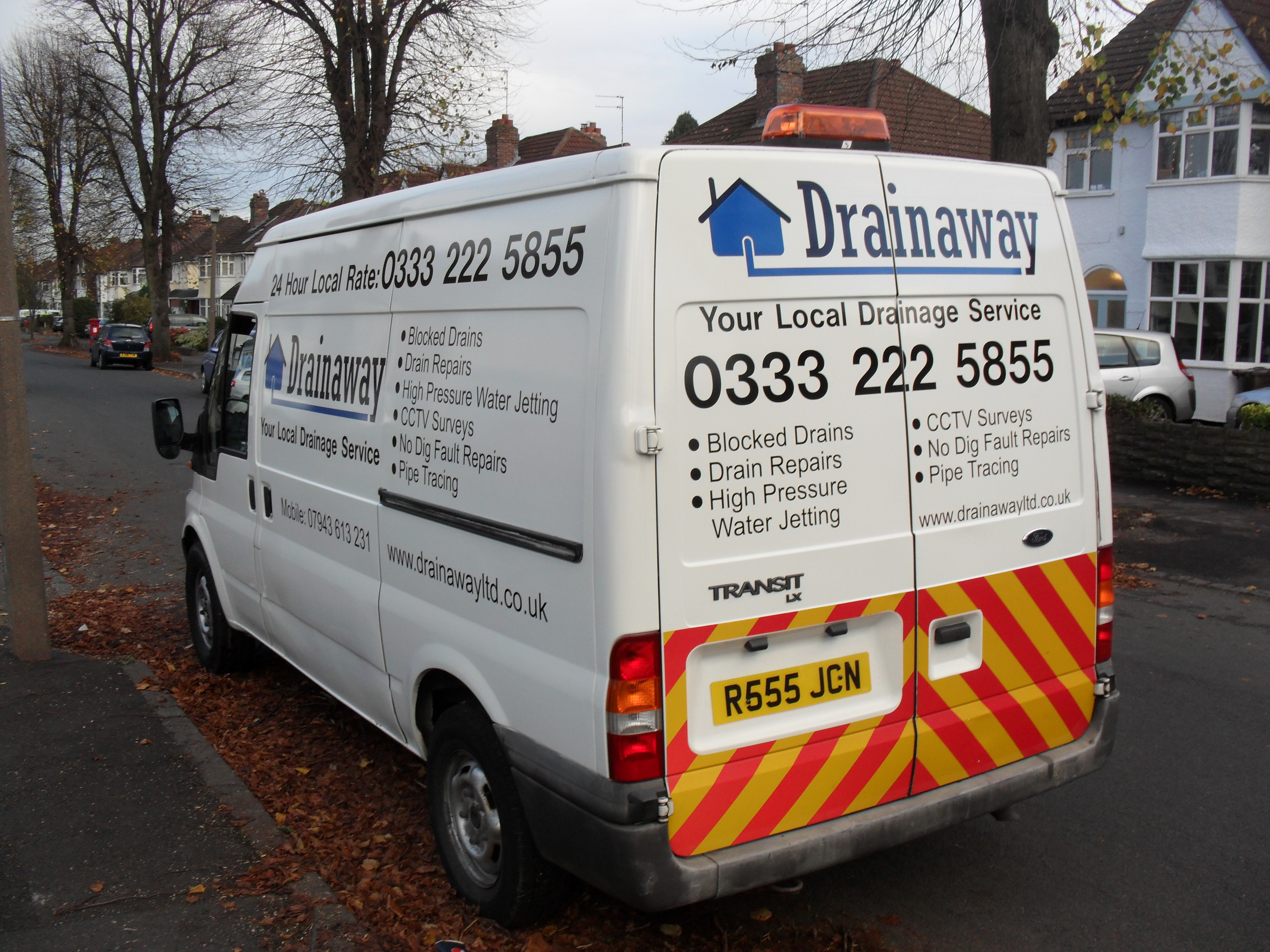 Your Local Drainage Service